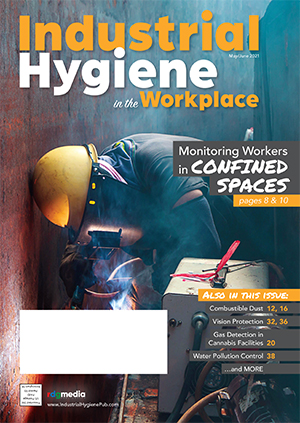 Industrial Hygiene in the Workplace Cover
